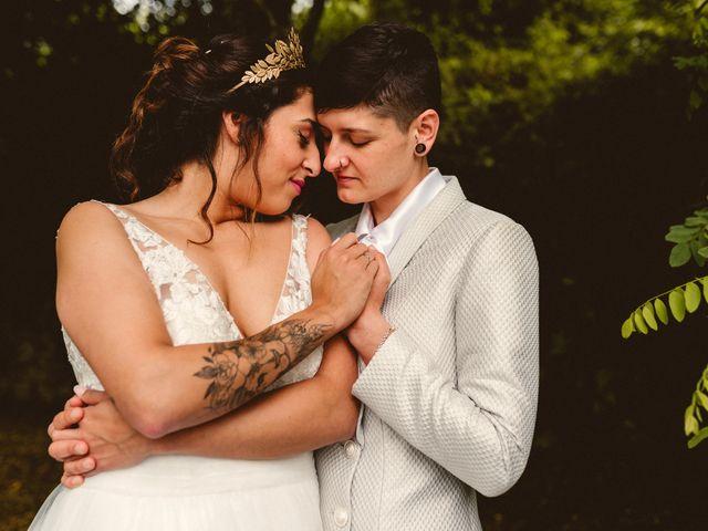 La boda de Oihane y Julieta en Lasarte, Guipúzcoa 71