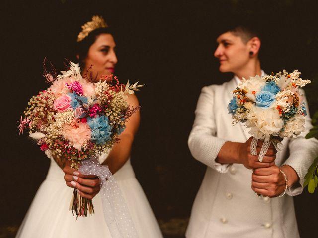 La boda de Oihane y Julieta en Lasarte, Guipúzcoa 72