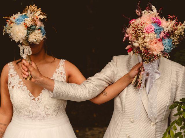 La boda de Oihane y Julieta en Lasarte, Guipúzcoa 73