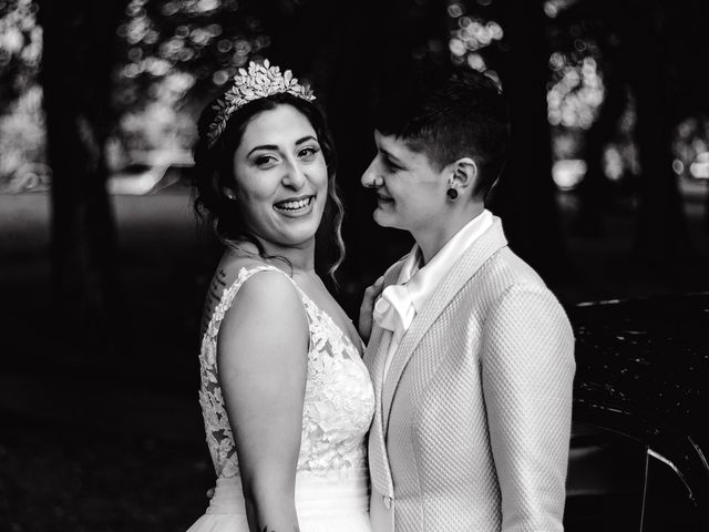 La boda de Oihane y Julieta en Lasarte, Guipúzcoa 76