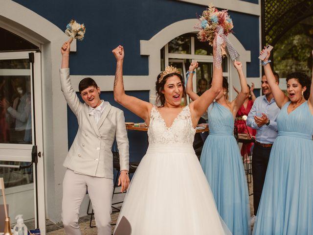 La boda de Oihane y Julieta en Lasarte, Guipúzcoa 81