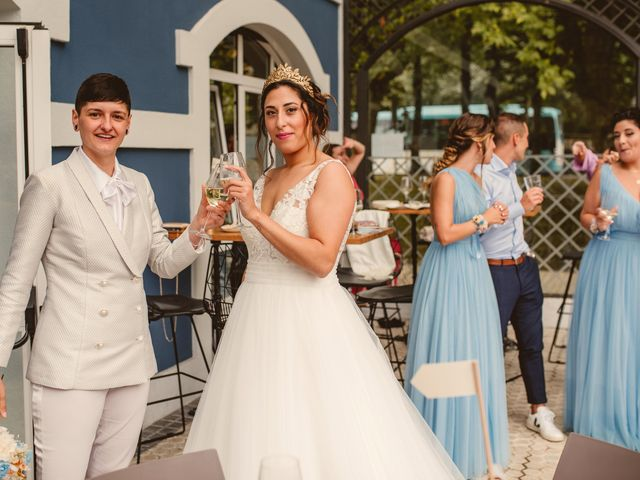 La boda de Oihane y Julieta en Lasarte, Guipúzcoa 86