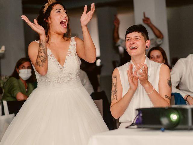 La boda de Oihane y Julieta en Lasarte, Guipúzcoa 87