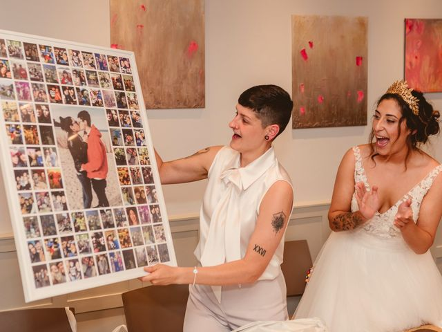 La boda de Oihane y Julieta en Lasarte, Guipúzcoa 100