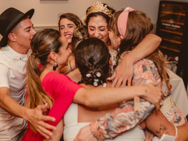 La boda de Oihane y Julieta en Lasarte, Guipúzcoa 101