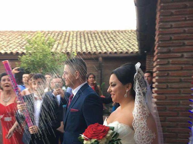 La boda de Rafael  y Maria José  en Benalup, Cádiz 3