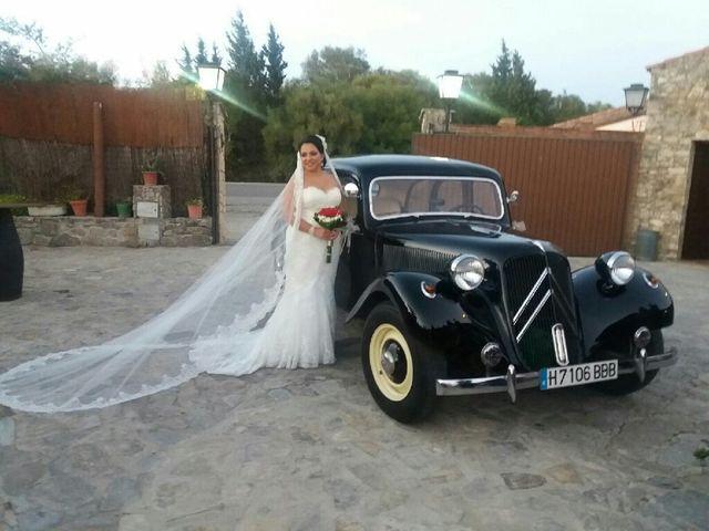 La boda de Rafael  y Maria José  en Benalup, Cádiz 5