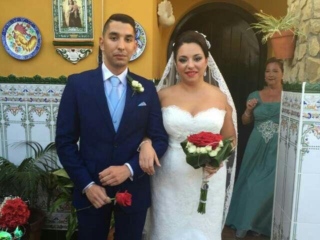 La boda de Rafael  y Maria José  en Benalup, Cádiz 7
