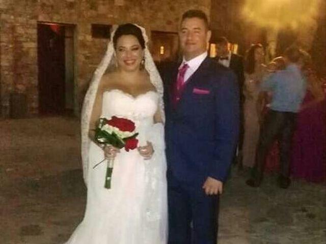 La boda de Rafael  y Maria José  en Benalup, Cádiz 8