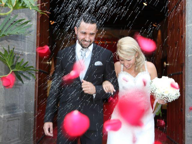 La boda de Iván y Sara en Las Palmas De Gran Canaria, Las Palmas 7