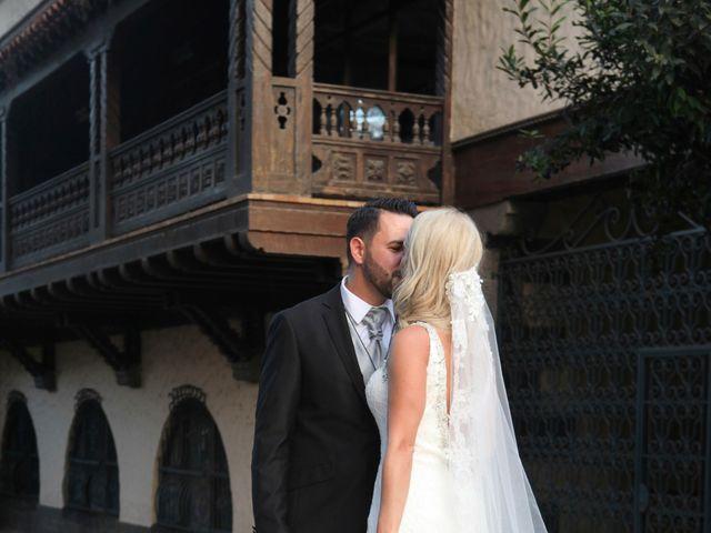 La boda de Iván y Sara en Las Palmas De Gran Canaria, Las Palmas 8