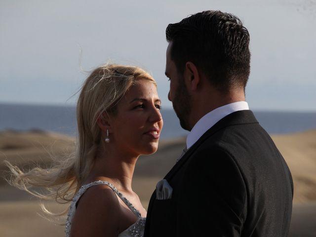 La boda de Iván y Sara en Las Palmas De Gran Canaria, Las Palmas 17