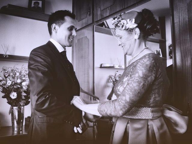 La boda de Abel y Teresa en Zarza De Granadilla, Cáceres 28