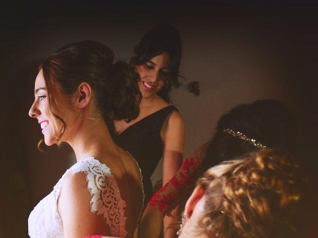 La boda de Abel y Teresa en Zarza De Granadilla, Cáceres 33