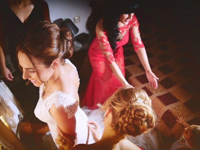 La boda de Abel y Teresa en Zarza De Granadilla, Cáceres 34