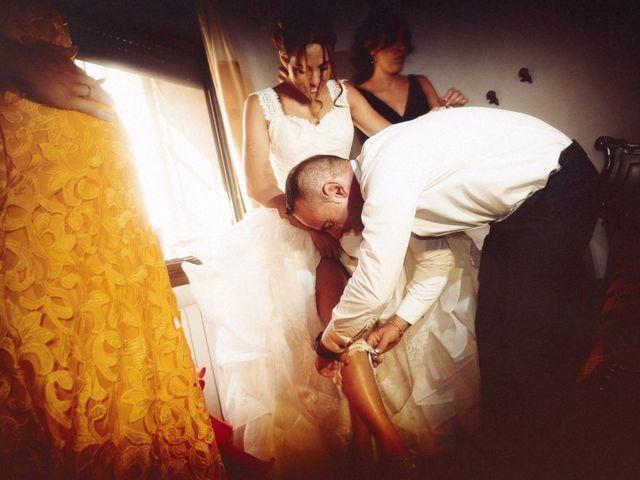 La boda de Abel y Teresa en Zarza De Granadilla, Cáceres 36
