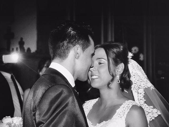 La boda de Abel y Teresa en Zarza De Granadilla, Cáceres 41