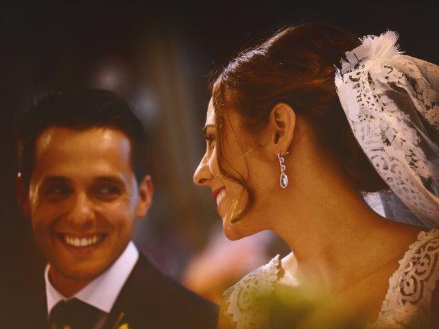La boda de Abel y Teresa en Zarza De Granadilla, Cáceres 45