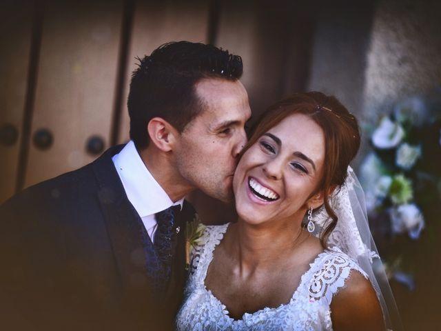 La boda de Abel y Teresa en Zarza De Granadilla, Cáceres 48
