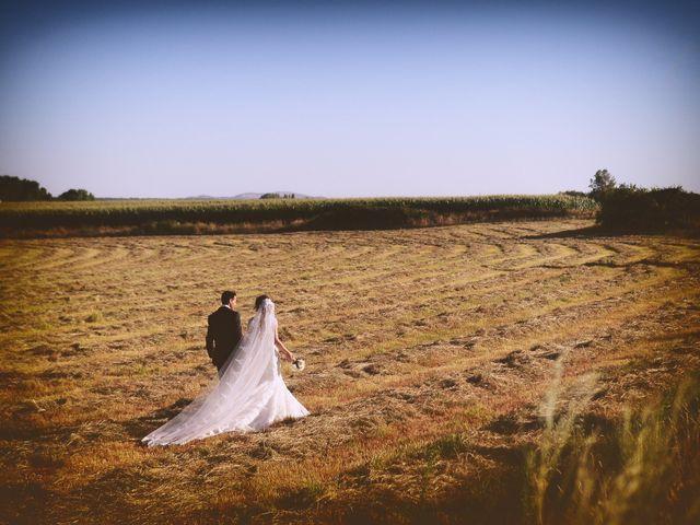 La boda de Abel y Teresa en Zarza De Granadilla, Cáceres 54