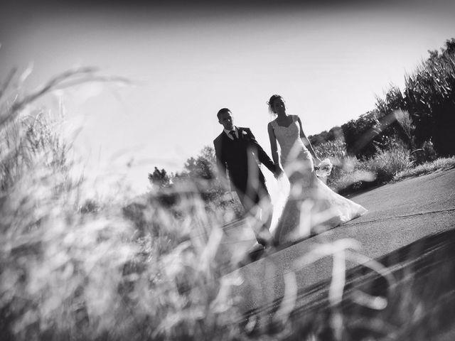 La boda de Abel y Teresa en Zarza De Granadilla, Cáceres 57