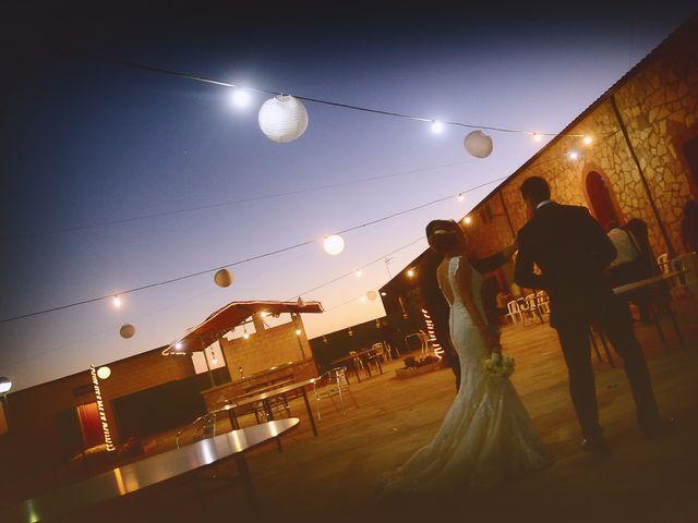 La boda de Abel y Teresa en Zarza De Granadilla, Cáceres 63
