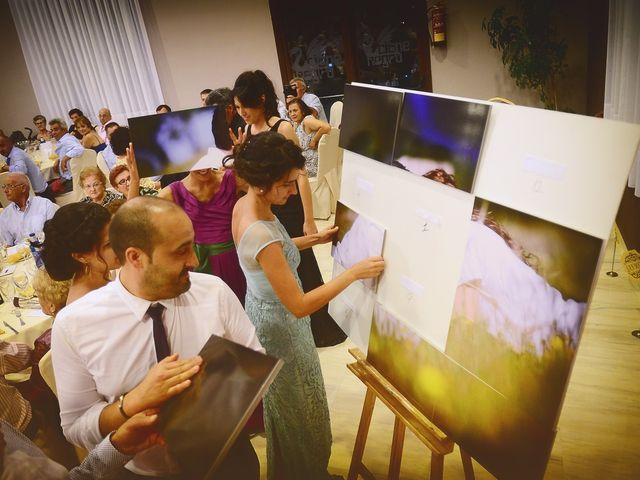 La boda de Abel y Teresa en Zarza De Granadilla, Cáceres 65