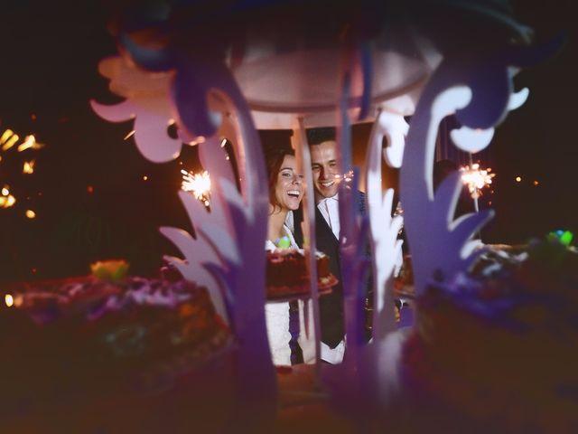 La boda de Abel y Teresa en Zarza De Granadilla, Cáceres 71
