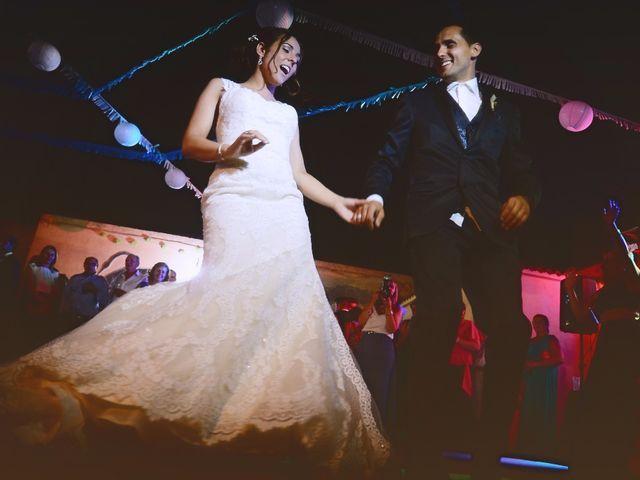 La boda de Abel y Teresa en Zarza De Granadilla, Cáceres 78