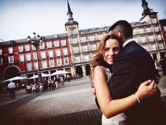 La boda de Abel y Teresa en Zarza De Granadilla, Cáceres 89
