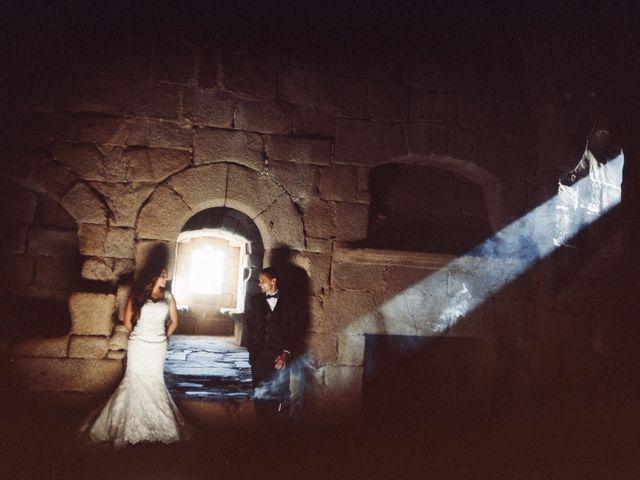 La boda de Abel y Teresa en Zarza De Granadilla, Cáceres 98