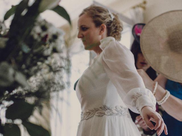 La boda de Iñaki y Lucía en Larrabetzu, Vizcaya 9