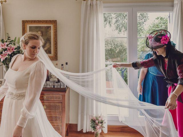 La boda de Iñaki y Lucía en Larrabetzu, Vizcaya 10