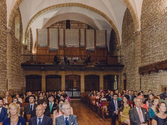 La boda de Iñaki y Lucía en Larrabetzu, Vizcaya 14