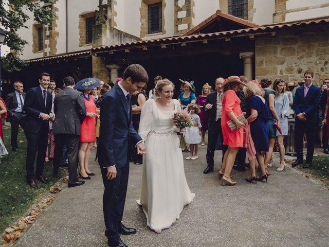 La boda de Iñaki y Lucía en Larrabetzu, Vizcaya 18