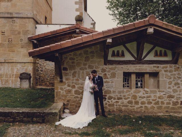 La boda de Iñaki y Lucía en Larrabetzu, Vizcaya 19