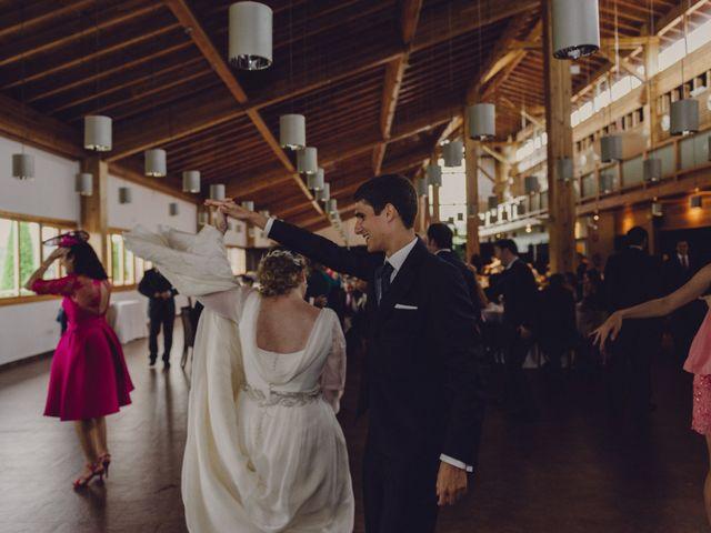 La boda de Iñaki y Lucía en Larrabetzu, Vizcaya 52