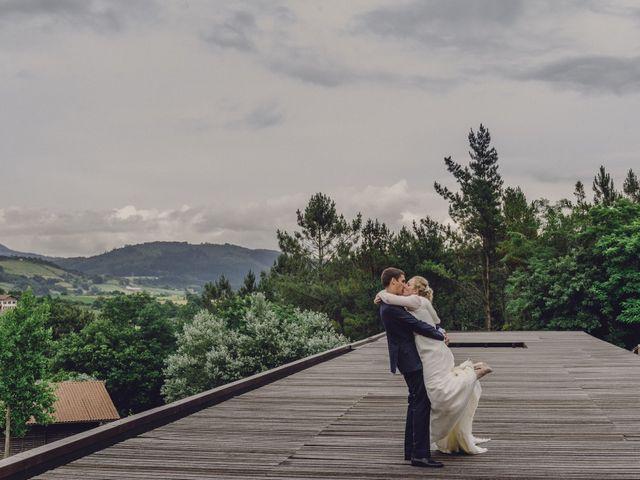 La boda de Iñaki y Lucía en Larrabetzu, Vizcaya 1