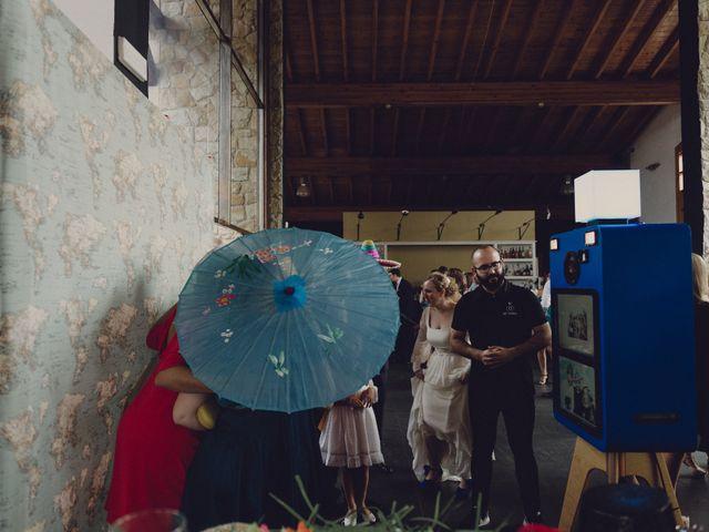 La boda de Iñaki y Lucía en Larrabetzu, Vizcaya 60