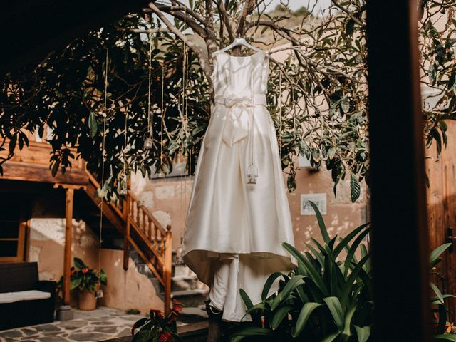 La boda de Guaya y Haridiam en Telde, Las Palmas 19