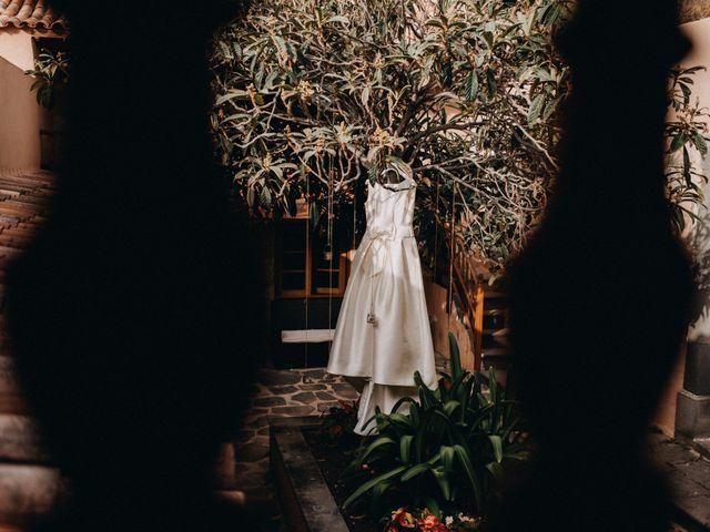 La boda de Guaya y Haridiam en Telde, Las Palmas 20