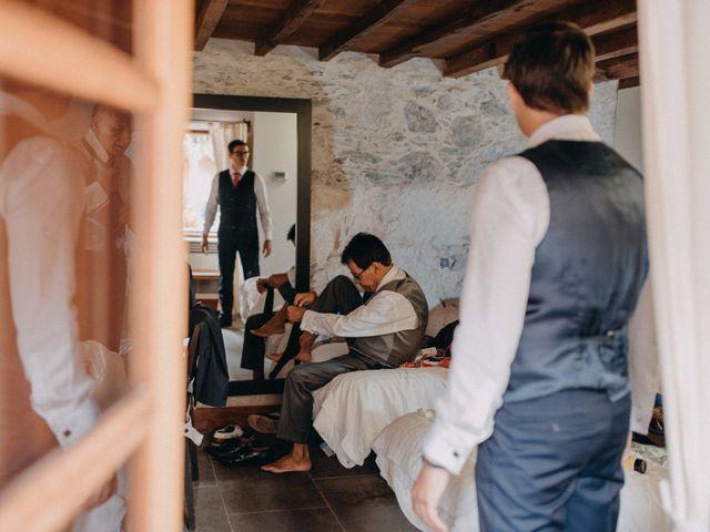 La boda de Guaya y Haridiam en Telde, Las Palmas 35