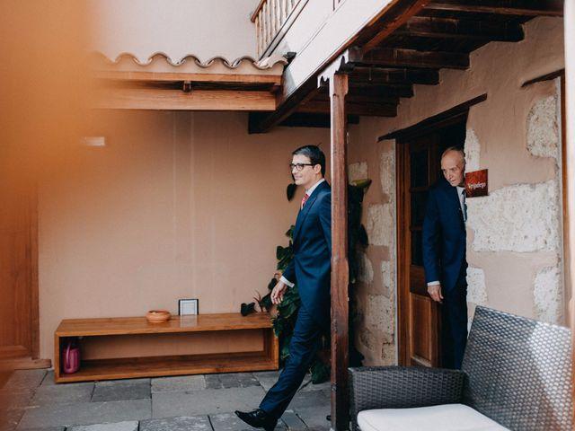 La boda de Guaya y Haridiam en Telde, Las Palmas 42