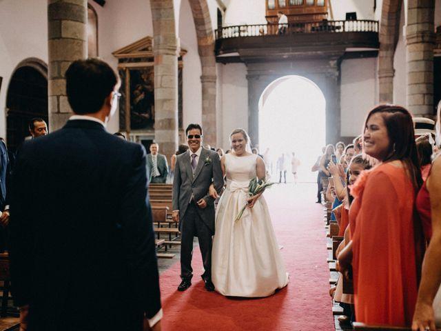 La boda de Guaya y Haridiam en Telde, Las Palmas 46