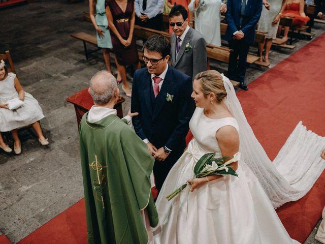 La boda de Guaya y Haridiam en Telde, Las Palmas 47