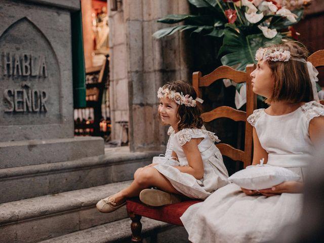 La boda de Guaya y Haridiam en Telde, Las Palmas 48
