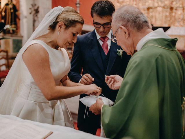La boda de Guaya y Haridiam en Telde, Las Palmas 49