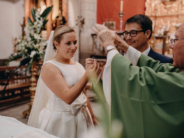 La boda de Guaya y Haridiam en Telde, Las Palmas 50