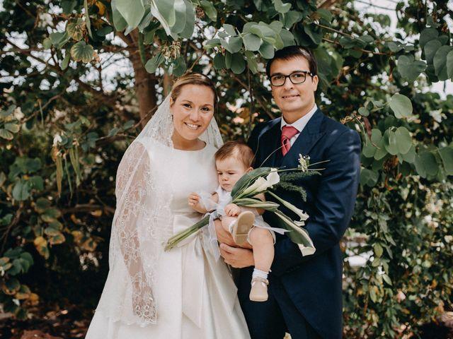 La boda de Guaya y Haridiam en Telde, Las Palmas 53