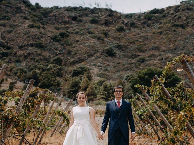 La boda de Guaya y Haridiam en Telde, Las Palmas 62